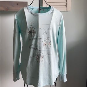 Other - Pajama long sleeve top